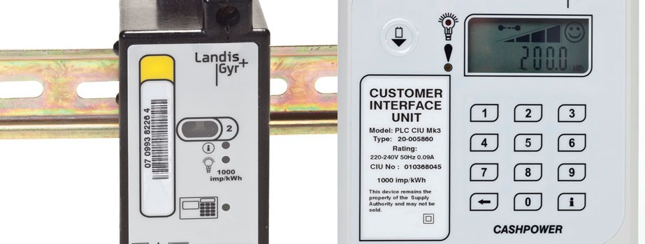 Single Phase Din Rail Wireless Split (PLC)